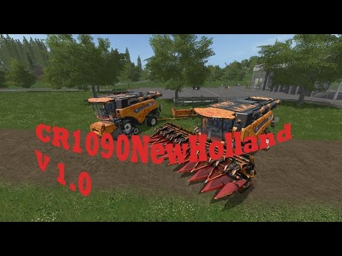 CR1090 New Holland v1.0