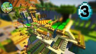 Transform a Minecraft Village into a Town E03