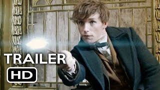 Nonton Fantastic Beasts and Where to Find Them Official Trailer #1 (2016) J.K. Rowling Fantasy Movie HD Film Subtitle Indonesia Streaming Movie Download