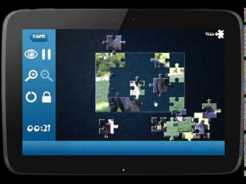 Video of Jigsaw Puzzles Mania Game