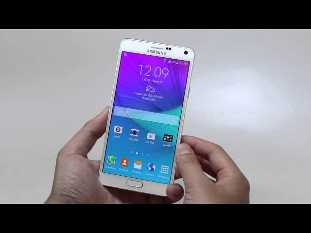Galaxy Note 4 này có cạnh tranh với được iPhone 6+ không nhỉ? :3