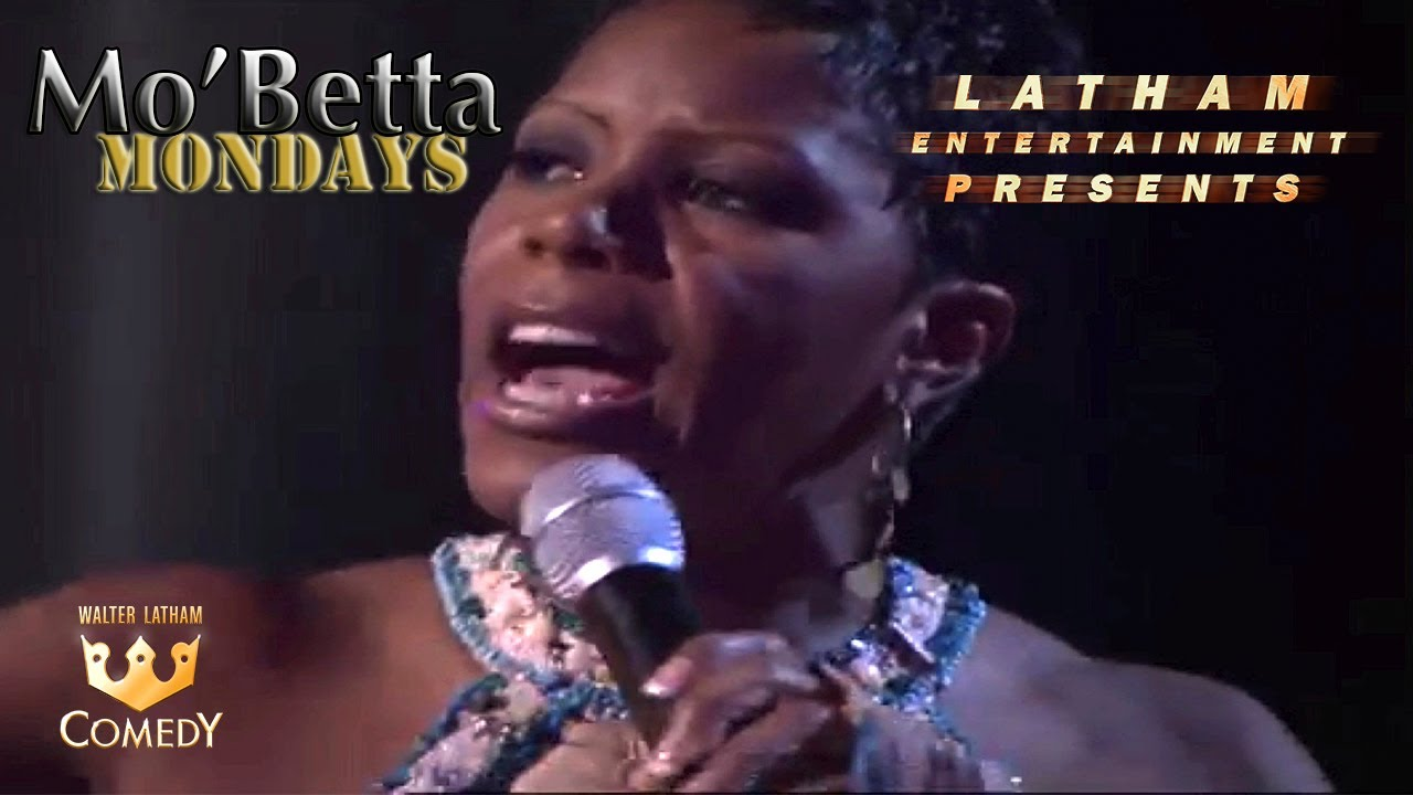 """""""It Don't Have To Be Big To Be Good"""" Sommore """"Latham Entertainment Presents """""""