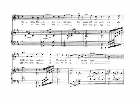 Saminsky. Lied Über Estherka