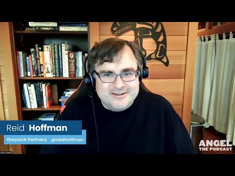 Reid Hoffman on the Joby Aviation SPAC, lessons from early Airbnb & Facebook bets | Angel S5 E6