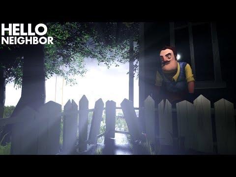 The Most REALISTIC HELLO NEIGHBOR MOD EVER!!!! | Hello Neighbor (Mods) (видео)