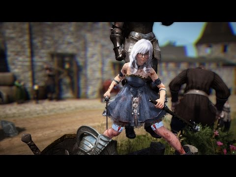 Black Desert Online PvP Gameplay 3v7 Fun Times