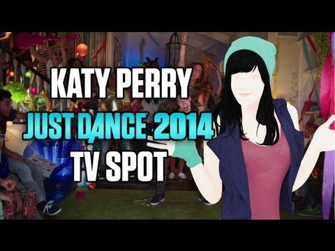 Just Dance 2014 Commercial (2013 - 2014) (Television Commercial)