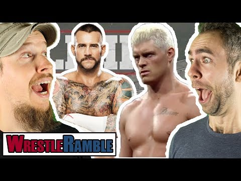 Will CM Punk RETURN To Wrestling At All In?! | WrestleRamble