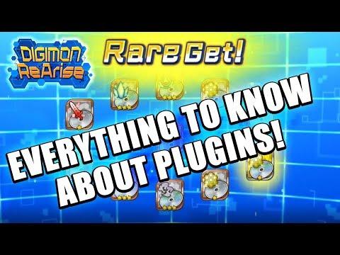 Digimon ReArise | Full Plugins Guide!
