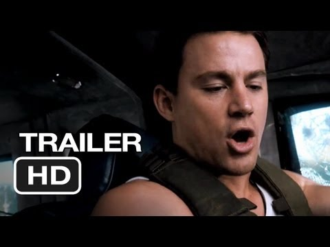 White House Down Official Trailer #2 (2013) Channing Tatum, Jamie Foxx HD