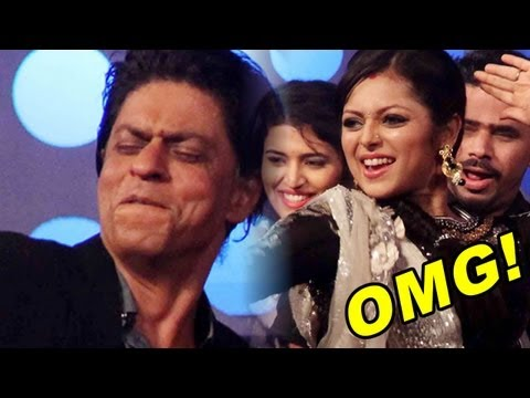 OMG! Dirty Dancing With SRK