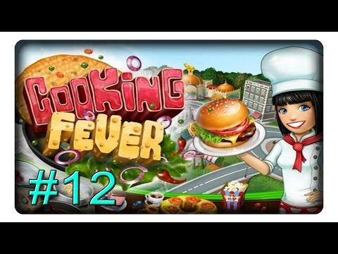 Reboot! :D #12 || Let's Play Cooking Fever | Deutsch