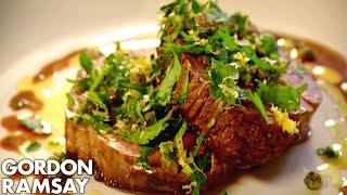 Fillet Steak with Gremolata | Gordon Ramsay by Gordon Ramsay