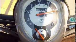 10. 2009 Honda Metropolitan Speed Run
