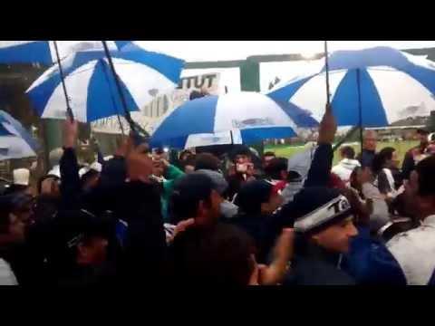 Video - Entrada de la fiel en sunchales - La Fiel - Talleres - Argentina
