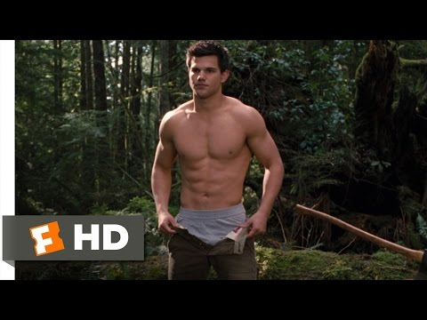 Twilight: Breaking Dawn Part 2 (5/10) Movie CLIP - Jacob Reveals Himself (2012) HD