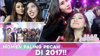 Video Salshabilla #VLOG - MOMEN TER-PECAH DI 2017!! (Launching Vivo V7 Plus) MP3, 3GP, MP4, WEBM, AVI, FLV Februari 2018