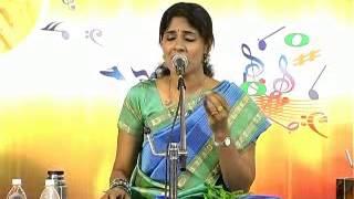 Charulatha Mani @ Sangeeth Yathra 2012