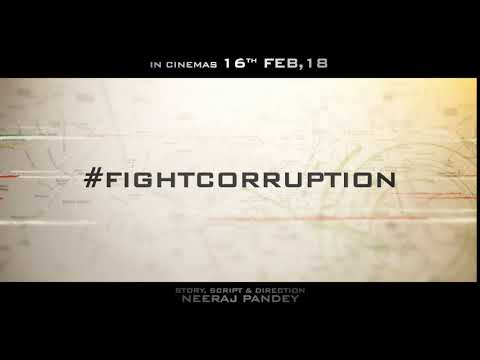 Fight Corruption With Aiyaary | Naseeruddin Shah | Aiyaary | Releases 16th Feb 2018