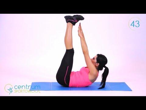 6 Minutowy Trening Abs - Trening Mięśni Prostych i Skośnych Brzucha