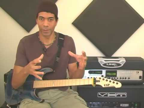 Greg Howe Improvisation Guitar Lesson – www.greghowe.com/lessons