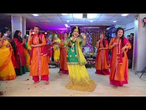 Video Kabira and payal hai chankai bride dance download in MP3, 3GP, MP4, WEBM, AVI, FLV January 2017