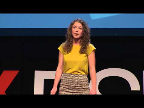 Inspiring the next generation of female engineers: Debbie Sterling at TEDxPSU