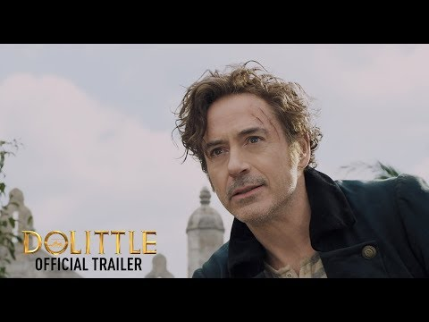 Official Trailer Dolittle