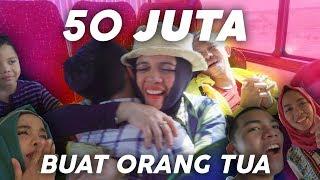 Video Hadiah Rp 50.000.0000 Dikasih Ke OrangTua (Terharu) MP3, 3GP, MP4, WEBM, AVI, FLV Juni 2019
