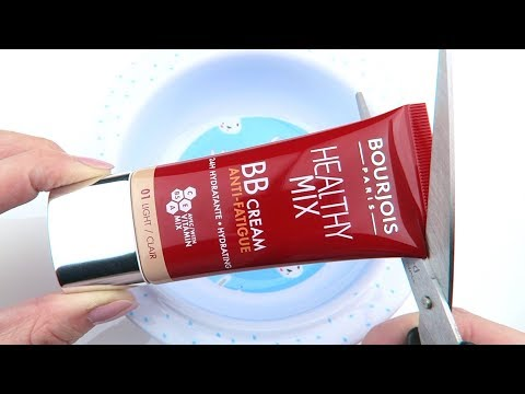 Will It Slime?Testing Bourjois Healthy Mix BB Cream!