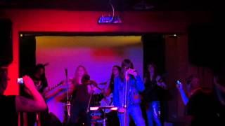 Video Darkwall- Knockin' On Heaven's Door (Guns 'n' roses)