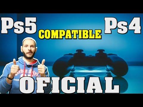 ¡PS5 SERÁ RETROCOMPATIBLE CON PS4: ES OFICIAL! - Sasel - Sony - playstation - noticias