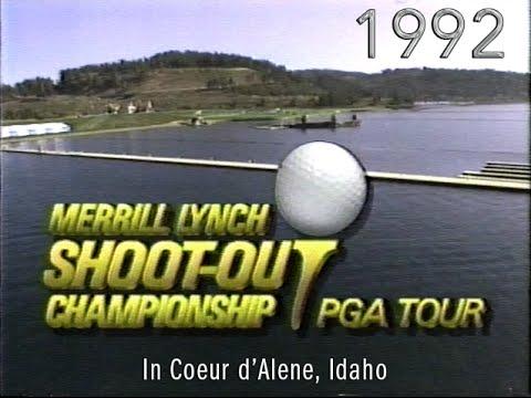 1992 Merrill Lynch PGA Shoot Out Championship in CDA Idaho