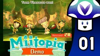 Vinny streams Miitopia: Demo for 3DS live on Vinesauce! Subscribe for more Full Sauce Streams ▻ http://bit.ly/fullsauce YouTube...