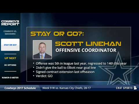 5 Potential Offensive Coordinators The Dallas Cowboys Could Hire To Replace Scott Linehan