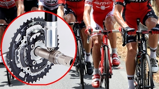 Video Bad sportsmanship: Pro-cyclist found using bike with hidden motor; cheating in sports - Compilation MP3, 3GP, MP4, WEBM, AVI, FLV November 2018