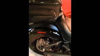 10. 2011 Kawasaki Vulcan 900 Custom SE Vance and Hines exhaust
