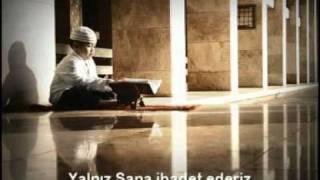 Fatiha Suresi Türkçe Mealli Idris Abkar Kuran Dinle Www.beyyine.com