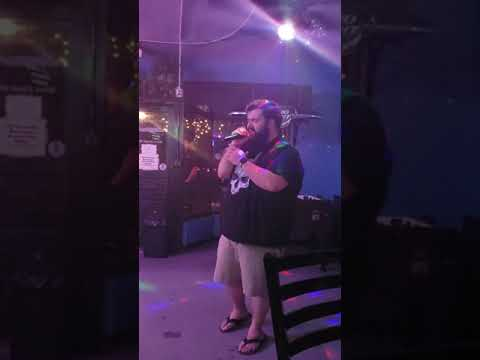 "Tech D Rob Sings ""my Heart Will Go On"" At Karaoke Night!"