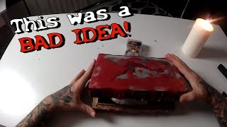 Video Opening a Real Cursed Dybbuk Box (Gone Wrong) Very Scary Demon Box 3AM MP3, 3GP, MP4, WEBM, AVI, FLV Juli 2019