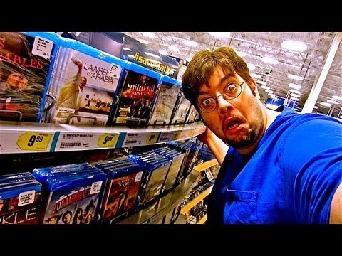 Hoarding Up - Excellent Blu Ray Adventure