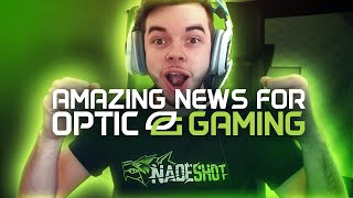 Amazing News for OpTic Gaming!