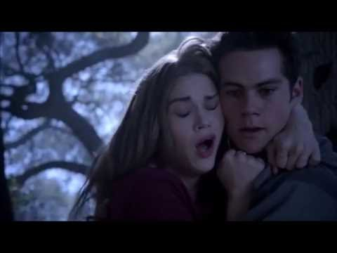 Teen Wolf - LYDIA UND STILES (German Clip S03E14)