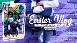 """Hey y'all! Oh my fro...this vlog has a little bit of everything...our trip to DC to guests on Mindstream Radio, visiting the Chuck Brown Memorial, hair + outfits of the day (girls), and we share with you our Easter day at my parents' house.CAMERA: CANON REBEL T5IEDITOR: FINAL CUT PRO XMUSIC: EPIDEMIC SOUND http://www.epidemicsound.com/ / / / / / / / / / / / / / / / / / / / / / / / / / / / ITEMS FROM THIS VLOG1 ALL BLACK HUARACHEShttp://go.magik.ly/ml/4o12/2 QUAY X DESI SUNGLASSEShttp://bit.ly/yoyoquay3 ELFIN WIGhttp://bit.ly/Yolan359394 NATURAL FOREVER NECKLACEShttp://bit.ly/yoyonecklace5 ROSE GOLD IPHONE CASE- CASEMATEhttp://bit.ly/rosegoldyoyo6 PRINTED SHORTS (GIRLS)- WALMART [in-store]7 EDENBODY WORKS KIDS- COCO SHEA BERRY COLLECTIONUSE """"etcblogmag"""" AT CHECKOUT TO SAVE $5http://bit.ly/etcEDEN8 FELICIA LEATHERWOOD DETANGLING BRUSHhttp://bit.ly/etcFELICIA9 GOLD BOBBY PINS- H&Mhttp://go.magik.ly/ml/4o15/10 HERITAGE STORE ROSE WATERhttp://go.magik.ly/ml/4o13/11 EDEN BODYWORKS PEPERMINT TEA TREE OILhttp://go.magik.ly/ml/4o14/12 DENIM JACKET- FASHION NOVA (USE xoyolanda AT CHECKOUT TO SAVE 15%)http://bit.ly/yoyofashionnova2/ / / / / / / / / / / / / / / / / / / / / / / / / / / / TAYLOR & SKYLAR'S CHANNEL https://goo.gl/CquWtHFOLLOW DEVON @devonbeck365DEVON'S MUSIC ON iTUNES: https://goo.gl/ZiyEHlNATURAL HAIR T-SHIRTS & MOREhttp://www.etcboutique.spreadshirt.comB L O G   http://www.etcblogmag.comS N A P C H A T /etcblogmagI N S T A G R A M   @etcblogmagT W I T T E R  @etcblogmagF A C E B O O K  /etcblogmagSTYLEHAUL PARTNER  http://www.youtube.com/stylehaul"""