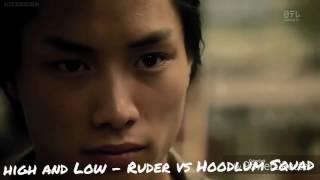 Video High and Low - Ruder vs Hoodlum Squad MP3, 3GP, MP4, WEBM, AVI, FLV September 2018