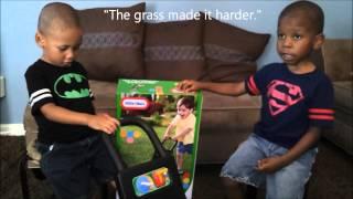Vaikiška žoliapjovė su garsu ir judančiomis dalimis | Little Tikes