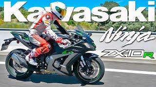 7. Kawasaki Ninja ZX-10R SE 2018 Prueba a fondo