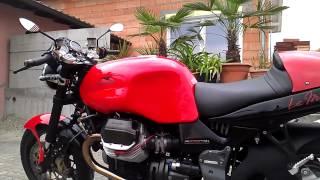 9. Moto Guzzi V11 Le Mans Naked