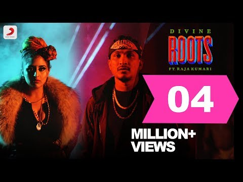 DIVINE is back with his brand new single 'Roots' featuring Raja Kumari