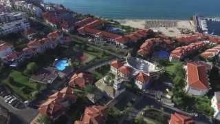 Sveti Vlas Bulgaria  city photos : Flying over Sveti Vlas and Old Nessebar - BULGARIA (2015)